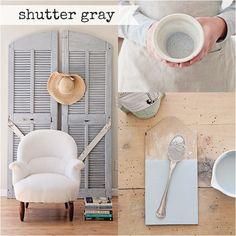 Milk Paint | Shutter Gray