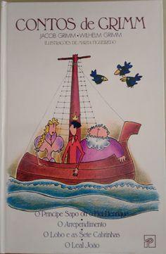 'Contos de Grimm' de Jacob Grimm e Wilheim Grimm #leiturascriativas Reading