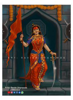 Durga Ji, Saraswati Goddess, Goddess Art, Goddess Lakshmi, Goddess Makeup, Shiva Parvati Images, Durga Images, Lord Shiva Hd Images, Durga Painting