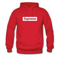 Supreme Hoodie Sweatshirt