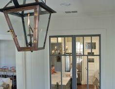 Interior Gas Lamp