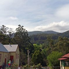 A day out in the mountains - Warburton, Victoria, Australia
