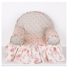 Cotton Tale Tea Party Baby's 1st Chair ~ oh my!  She's got to have tea parties! Luckily, all this seems to have been covered : )