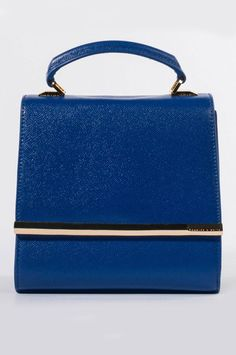 30 Awesome On-Sale Handbags You'll Want To Grab #refinery29  http://www.refinery29.com/2015/01/80692/best-on-sale-bags-winter-2015#slide-11  This structured bag will keep its shape, no matter how crazy your commute is.