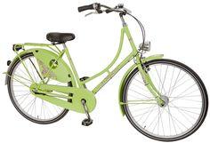 Der Hollandrad Profi | Hollandrad mint hellgrün | Greenbike-Shop