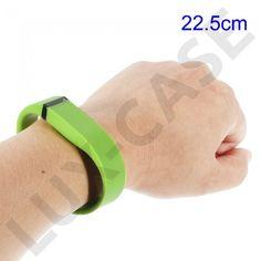 Fitbit Flex TPU Wristband, Length: 22.5cm - Green - Flex - Fitbit - Diverse - GRATIS FRAKT!