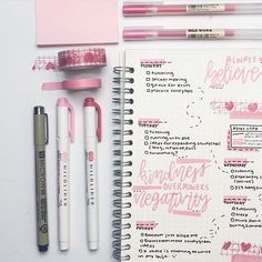 "95 Likes, 3 Comments - Glendows Stationary & Paper (@glendowspens) on Instagram: ""A beautiful spread by @studychaii! Check out our online store for stationary and paper goods to…"""