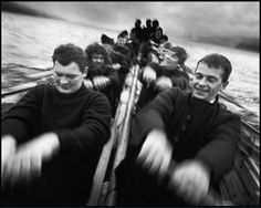 EDITOR'S PIC OF THE DAY BACK ISSUE July 2011 The Faroe Islands - Rowing from the Faroe Islands to a birthday party in a nearby island of Coltur. Photo: RAGNAR AXELSSON