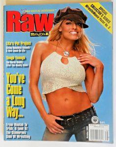 #ad WWE Raw Wrestling Magazine WWF October 2003 Trish Stratus Hot Divas Andre Poster http://rover.ebay.com/rover/1/711-53200-19255-0/1?ff3=2&toolid=10039&campid=5337950191&item=183142554517&vectorid=229466&lgeo=1