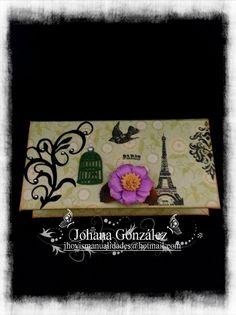 Cajita alterada por Johana Gonzalez