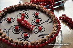 beautiful chocolate cake decoration