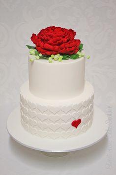 Peony Love - Sweet Love Cake Couture