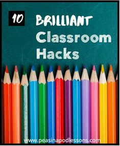 Check out these classroom hacks that you can use tomorrow! Here are some seemingly simple teacher tricks can offer mind blowing results.
