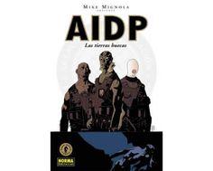 CATALONIA COMICS: AIDP 01. LAS TIERRAS HUECAS