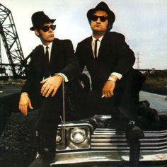 The Blues Brothers! -- LOVE this movies!