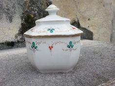 Porcelain From Paris. Decoration, Sugar Bowl, Jar, Decor, Decorations, Decorating, Jars, Dekoration, Glass