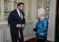 Oct 18, 2016, Reception at Buckingham Palace for Team GB and ParalympicsGB medallists
