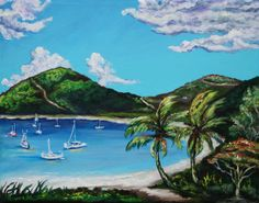Path To White Bay, Jost Van Dyke in the British Virgin Islands Sailboat Art, Caribbean Culture, British Virgin Islands, The World's Greatest, Love Art, Paths, Fine Art America, Eve, Wall Art