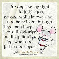 Little Church Mouse!
