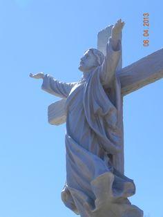 The risen Christ.