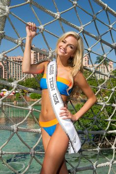 4 Tips to Win Miss Teen USA Swimsuit Preliminaries | http://thepageantplanet.com/4-tips-to-win-miss-teen-usa-swimsuit-preliminaries/