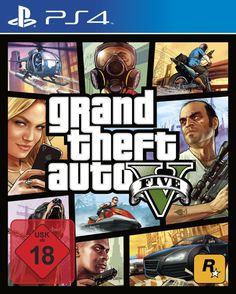 Grand Theft Auto V – [PlayStation