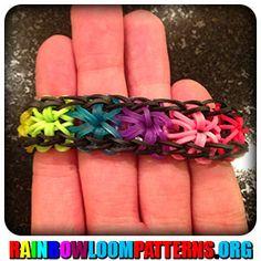 Rainbow loom patterns naming