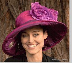Madeline Kentucky Derby Hat