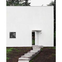 Via promenadearchitecture Villa Alta, Johannes Norlander, Älta, Sweden