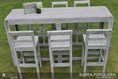 Detalles originales que hacen de tus eventos momentos únicos! #BarrasPeriqueras Como todo nuestro mobiliario, fabricadas en madera de primera calidad. Disponible para 8 personas. Colores: Blanco wash, Gris wash, Tabaco, Rústico Royal, Deslavados. . . . #mesasysillas #periquerasvintage #periquerasdemadera #ventademobiliario #alquilerdesillas #banquetes