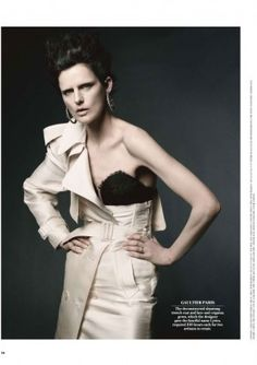 Dream Weavers | Stella Tennant | Daniel Jackson #photography | #styling Tiina Laakkonen | WSJ Magazine May 2012