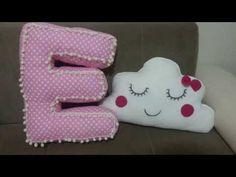 Dekoratif yastık,harf yastık yapımı