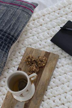 always rooney: Learn To Crochet: Chunky Blanket
