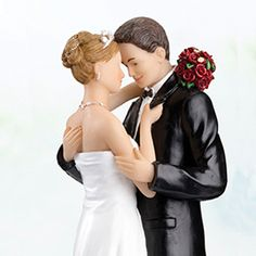 Sweet Couple Cake Topper - Wedding Cake Toppers - Wedding Essentials - Wedding Favors & Party Supplies - Favors and Flowers