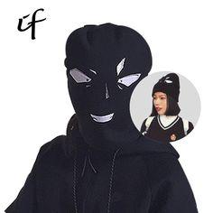 $5.09 (Buy here: https://alitems.com/g/1e8d114494ebda23ff8b16525dc3e8/?i=5&ulp=https%3A%2F%2Fwww.aliexpress.com%2Fitem%2FFunny-Unisex-Soft-Beanie-Knitting-caps-women-Headgear-Men-Novelty-Girl-Bonnet-Accessories-Horror-Funny-Robber%2F32718914481.html ) Funny Unisex Soft Beanie Knitting caps women Headgear Men Novelty Girl Bonnet Accessories Horror Funny Robber Balaclava hat for just $5.09