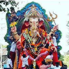New pin for Ganpati Festival 2015 is created by by mum_ganpati with #mumbai_ganesha  Umarkhadi cha Raja #mumbai #ganesha #ganpati #bappa #morya #ganpatibappamorya #ganpatibappa #bappamorya #ganeshchaturthi #ganeshchaturthi2015 #ganeshutsav  #ganeshutsav2015 #fristlook #umarkhadicharaja #umarkhadi #Raja #Visarjan #Visarjan2015 #anantchaturthi #anantchaturthi2015 #ganeshvisarjan #ganeshvisarjan2015 #ganpati2015  Follow us and share