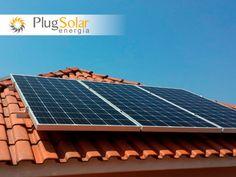 Sistema fotovoltaico#sistemafotovoltaico#plugsolar