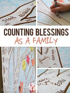 Family Blessing Tree