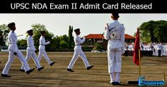 UPSC NDA Exam II Admit Card Released : Download Call Letter Here UPSC ahs been…