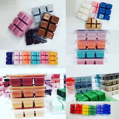 NEW CANDLE COLOR BLOCKS at Natures Garden!!! #candlemakingsupplies #candlecolorants #naturesgarden #funcolors Candle Making Supplies, Homemade Candles, How To Make Homemade, Color, Colour, Colors