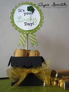 Tiny Take Out Box by Tya Smith -Project ideas using your Scor-Pal