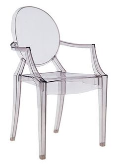 Louis Ghost Armchair by Philippe Starck for Kartell | The House of Beccaria~