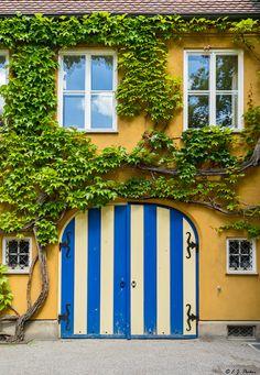 Augsburg, Bavaria, Germany.  Copyright E.J. Peiker Photography.