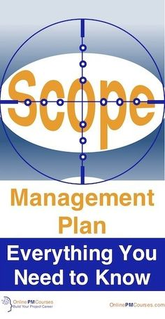 Scoping is the hardest part of Project Management. A Scope Management Plan will help you navigate the scoping process, and take advantage of your hard work.  Scope Management Plan: Everything You Need to Know Business Technology, Business Education, Energy Technology, Chemical Engineering, Electrical Engineering, World Information, Information Technology, Change Control, Project Definition