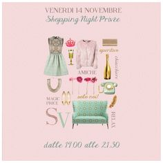 Shopping night privee SV Boutique