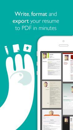 maker and designer app quick resume resumes maker and designer app ...