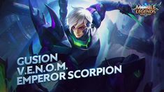 Gusion new skin V. Emperor Scorpion will be available soon. Have a quick look at the teaser trailer now! Plant Wallpaper, Hd Wallpaper Iphone, Animal Wallpaper, Download Wallpaper Hd, Free Hd Wallpapers, K Dash, Mobile App Games, Joker Comic, The Legend Of Heroes