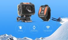 WARM TIPS Thank you for choosing and using this action sport camera, for guaranteeing that the super waterproof function of this action camera, please make these tests below before entering the water: 1. Please do not twist the lens ring artificially to avoid loose, so as not to cause pressure...