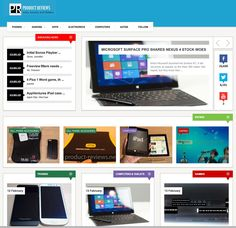 Welcome to the new www.product-reviews.net, fully responsive for your chosen screen size. Hope you like. #technology   #news