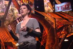 This Is the Amanda Palmer TED Talk Everyone's Talking About